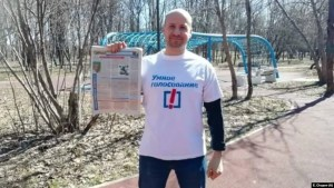 Read more about the article Person of the Week: Opposition activist Yevgeny Chupov receives refugee status in Bulgaria.