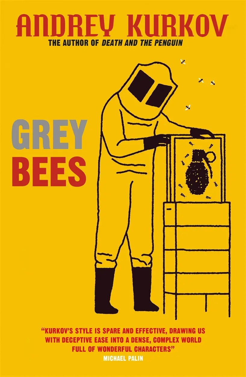 Read more about the article Teresa Cherfas reviews 'Grey Bees,' a novel by Andrei Kurkov