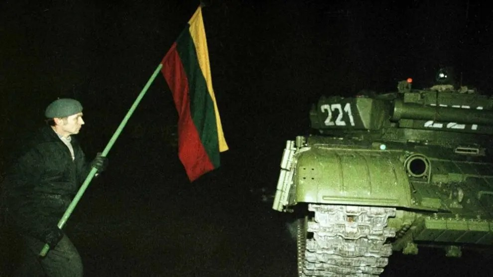 Read more about the article Remember the Date: On 13 January 1991 Soviet forces attempted to suppress Lithuanian independence