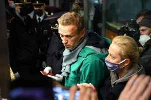 Read more about the article Memorial Human Rights Centre: Detention of Navalny a politically motivated unlawful act of retribution