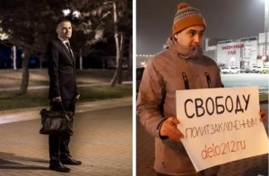 Legal Cases of the Week: In separate cases, lawyers Mansur Gilmanov and Mikhail Benyash both jailed for five days. Gilmanov was also assaulted by police.