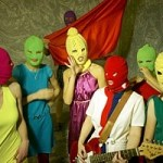 Person of the Week: Pussy Riot member Rita Flores jailed for 15 days