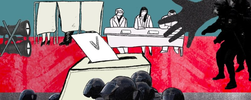 Read more about the article OVD-Info Weekly Bulletin No. 220: Against the 'foreign agent' law