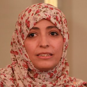 Tawakkol Karman, Yemen, Nobel Peace Prize winner, First Arab woman to win a nobel