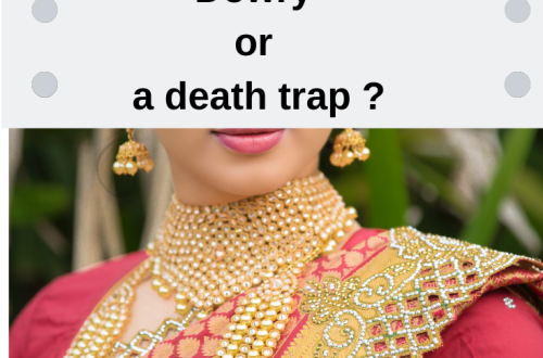 dowry. dowry death, female infanticide
