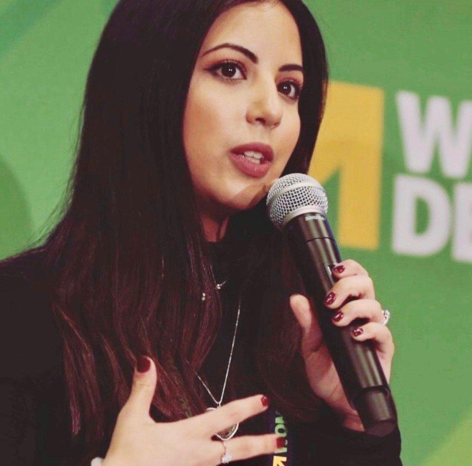 Alaa Al-Eryani, Founder of Yemeni Feminist Movement