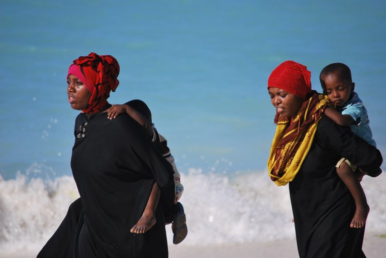 Women's Access to Reproductive Rights and climate change