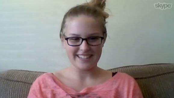 Girl Who Burned Her Hair Off Talks To RightThisMinute