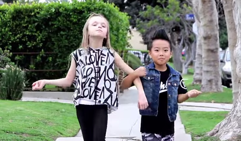 These Adorable Kid Dancers Have The True Spirit Of Valentines Day RTM RightThisMinute
