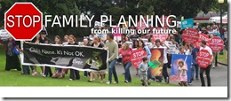 stop Family Planning