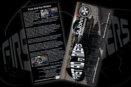 First Aid For Riders Leaflet
