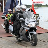 N.I. Bikers & Trikers Riding For Charity – Childrens MRI Scanner Appeal Rideout - Sept 2012