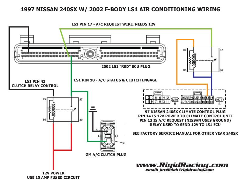ls swap wiring harness diagram
