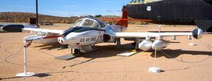 "Trent's favorite, Cessna's ""Dragonfly"" trainer jet."
