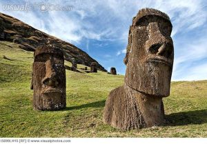 "Rapa Nui ""Easter Island"" (photo by visualphotos.com)"