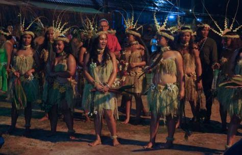 Marquesan Dancers