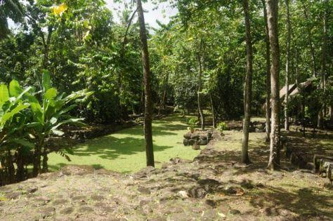 Hatiheu Temehea archiological site