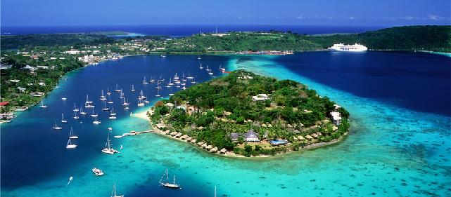 Easter Island, Samoa, Fiji, Vanuatu, Darwin | The Rigneys