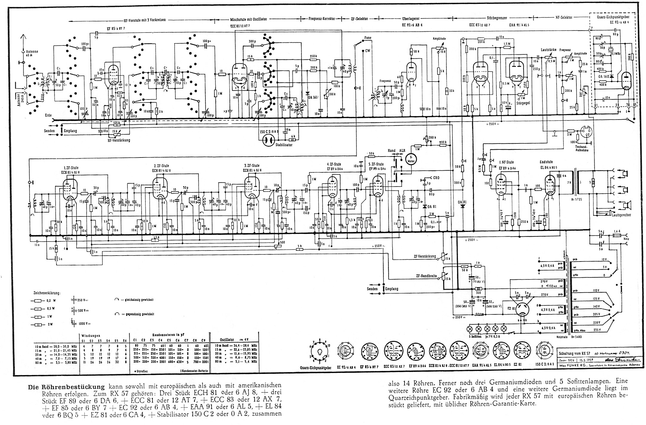 Fs R9b Receiver Schematic