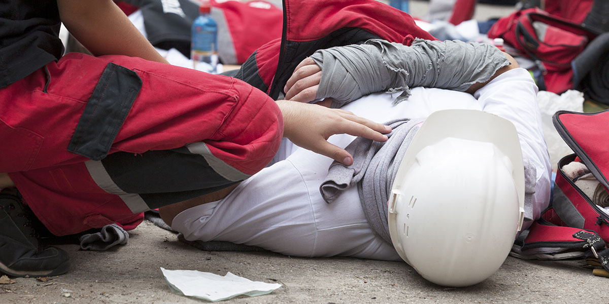 Medical and first aid training with RIG Systems