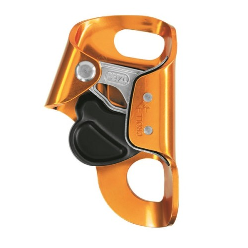 Petzl Croll rope clamp/chest ascender | Petzl work at height & rope access equipment