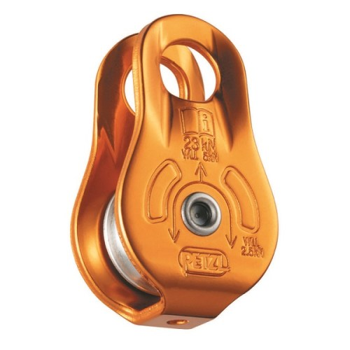 Petzl Fixe pulley | Petzl work at height & rope access equipment