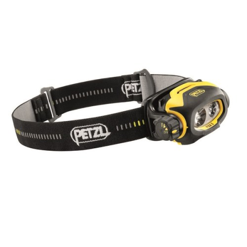 Petzl Pixa 3 headlamp | Petzl work at height & confined space equipment