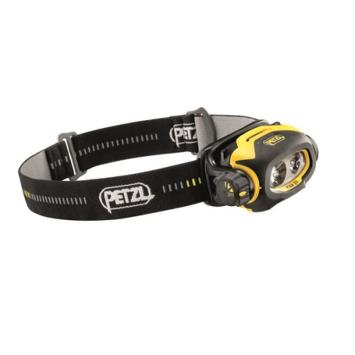 Petzl Pixa 3R rechargeable headlamp | Petzl work at height & confined space equipment