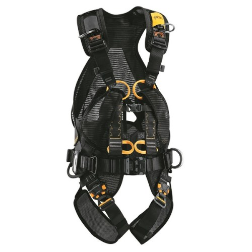 Petzl Volt rope access/fall arrest harness | Petzl work at height & rope access equipment