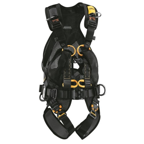 Petzl Volt Wind rope access/fall arrest harness | Petzl work at height & rope access equipment