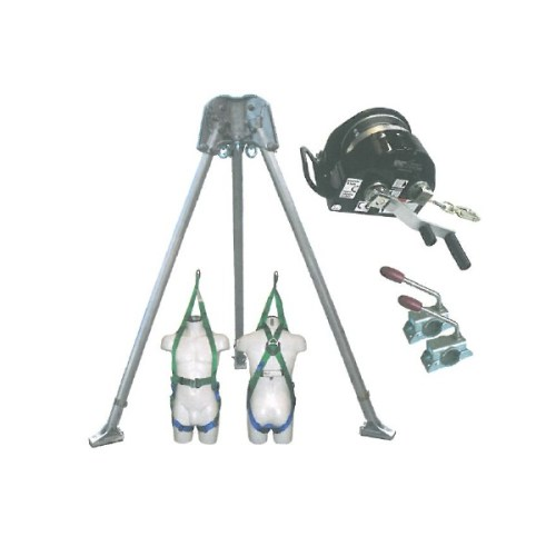 Abtech Safety T3 Two-Person Tripod - Kit 4