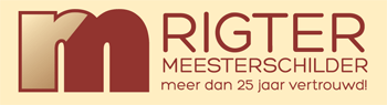 Schildersbedrijf Rigter Meesterschilder logo