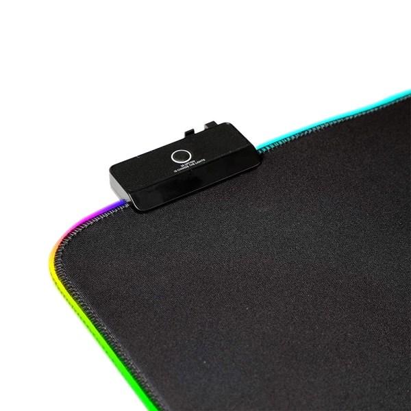 RGB gaming mouse pad, medium gaming mouse pad, control gaming mouse pad