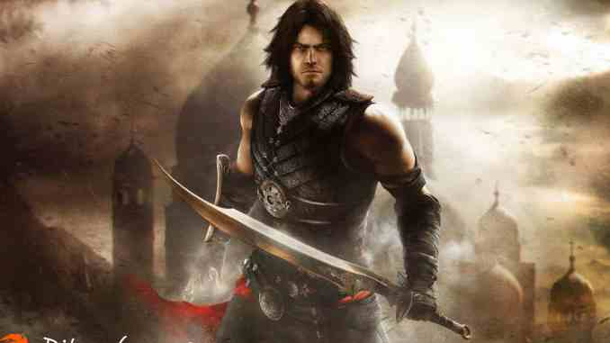 Install Prince of Persia The Forgotten Sands on PC For Free