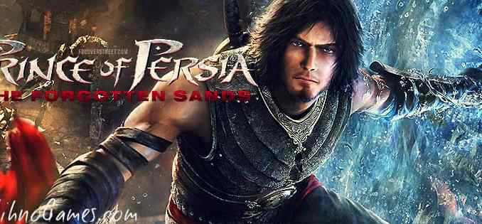Prince of Persia The Forgotten Sands Download For PC