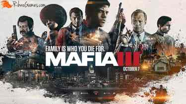 Mafia 3 Free Download PC Game with Crack