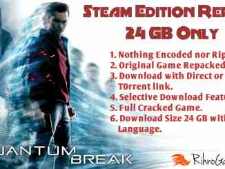 Quantum Break Free Download Repack Steam Edition
