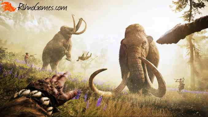 Far Cry Primal Gameplay Mission 1