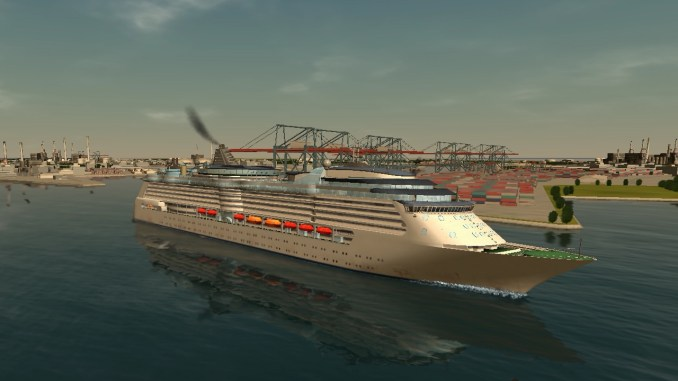 European Ship Simulator Free