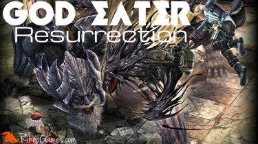 GOD Eater Resurrection PCCC