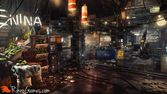 Deus Ex Mankind Divided Download PC Game