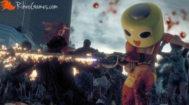 Dead Rising 4 Gameplay