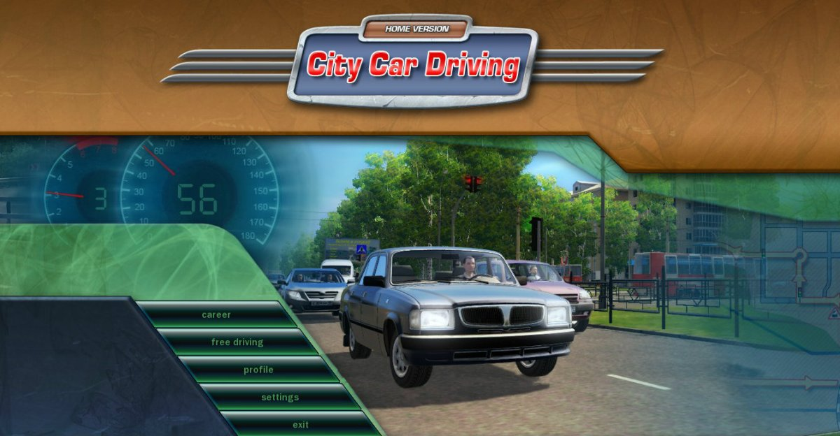 City Car Driving Download Free Full Game With Crack