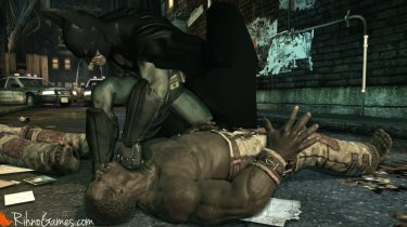 Install Batman Arkham Asylum