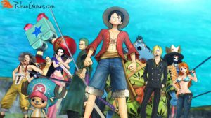 Install One piece pirate warriors 3