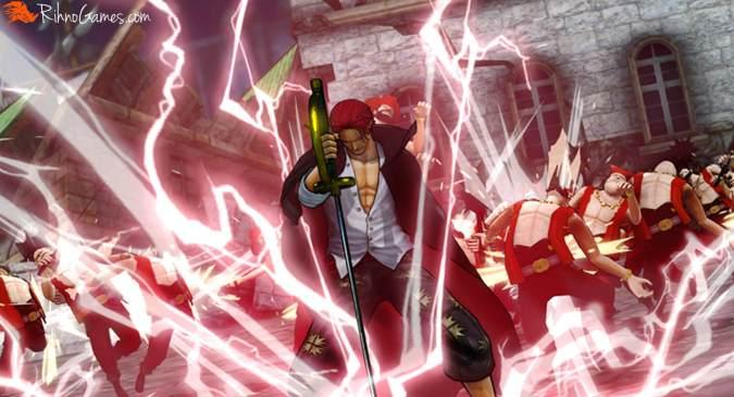 One Piece Pirate Warrior 3 Download PC