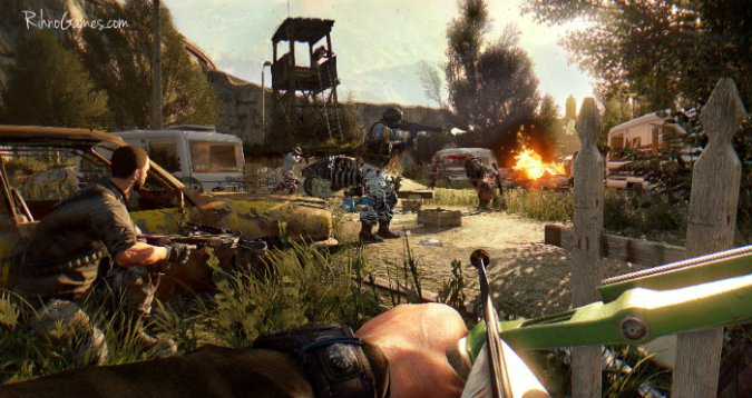 Dying Light the Following Enhanced Edition Download
