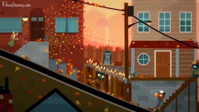Night in the Woods Game Download