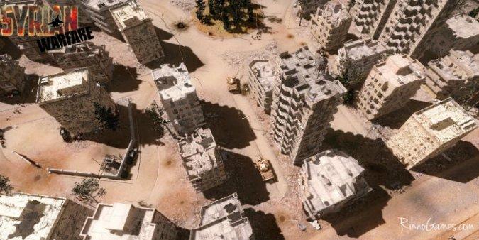 Syrian Warfare Gameplay