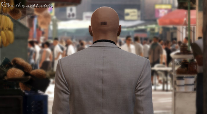 Hitman Gameplay